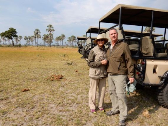 Tom and Lisa Miller