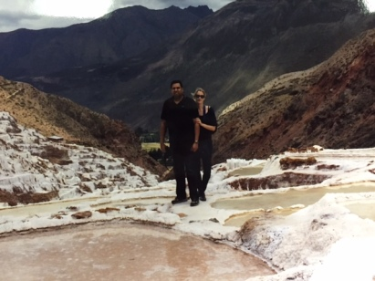 Maras Saltpans, Sacred Valley